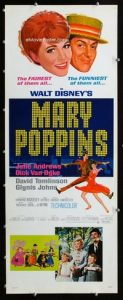 Mary Poppins Vinilo-Poster2