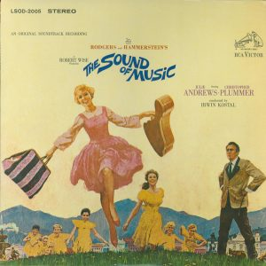 the sound of music vinilo