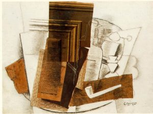 Georges Braque_collage