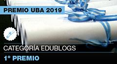 Ganador 1º Premio UBA 2019