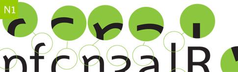 Análisis comparativo de familias tipográficas