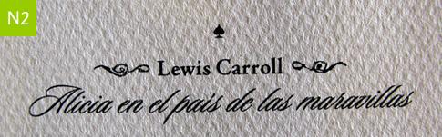 Tipografía y ediciones I: Libro