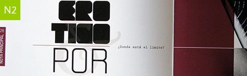 Tipografía y ediciones III: Revista